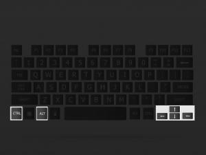 Austausch einer Laptop Tastatur
